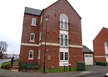 Thumbnail 2 bed flat for sale in Anglesey Road, Burton-On-Trent, Staffordshire
