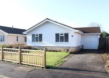 Thumbnail 2 bed bungalow for sale in Ebdon Road, Weston-Super-Mare