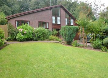 Thumbnail 5 bed detached house for sale in Wood Lane, Burton, Neston, Cheshire