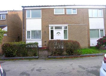 Thumbnail 3 bed terraced house for sale in Bosworth Drive, Fordbridge, Birmingham
