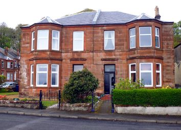 Thumbnail 2 bed flat for sale in Flat 1, Strathmore, 38, Craigmore Road, Montford, Rothesay, Isle Of Bute