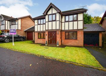 Thumbnail 3 bed detached house for sale in Parklands, Skelmersdale