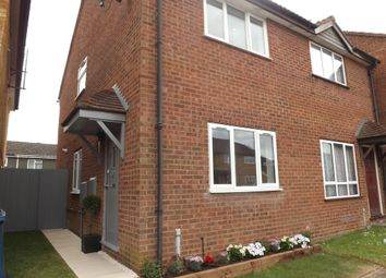 Thumbnail 2 bed semi-detached house to rent in Burrell Close, Edgware