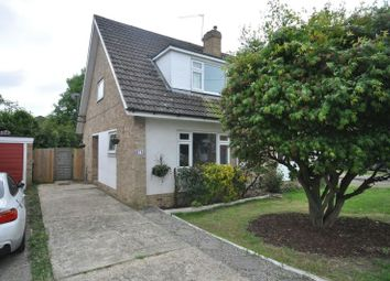 Thumbnail 3 bed semi-detached house for sale in Hazel Drive, Woodley, Reading