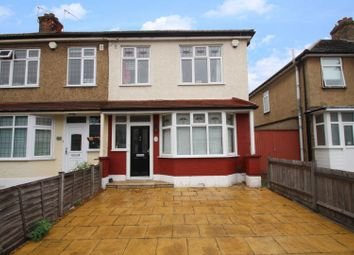 Thumbnail 3 bed end terrace house for sale in Essex Road, Romford