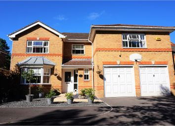 Thumbnail 5 bed detached house for sale in Uxbridge Close, Sarisbury Green