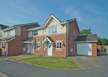 Thumbnail 2 bed semi-detached house for sale in Belvoir Road, Bromsgrove