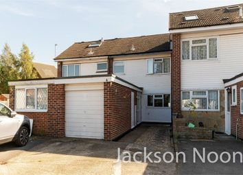 Thumbnail 3 bed terraced house for sale in Eleanor Avenue, Epsom