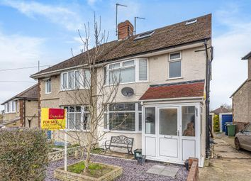 4 bed semi-detached house for sale in Crotch Crescent, Marston, Oxford OX3