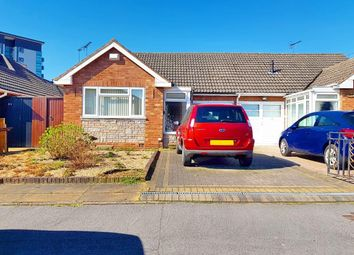 Thumbnail 3 bedroom semi-detached bungalow for sale in Andrew Road, West Bromwich, West Midlands