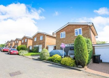 Thumbnail 3 bed detached house for sale in Hillside Close, Shillington, Hitchin, Bedfordshire