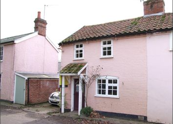 Thumbnail 2 bedroom semi-detached house for sale in Orford Road, Tunstall, Woodbridge