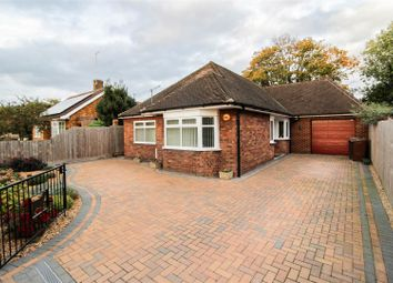 Thumbnail 2 bed detached bungalow for sale in Anthony Close, Peterborough