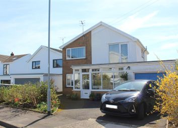 Thumbnail 4 bed detached house for sale in Long Shepherds Drive, Caswell, Swansea