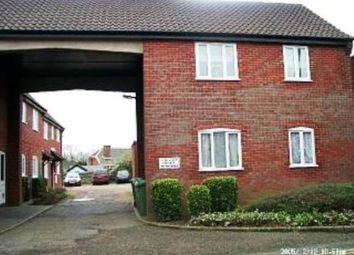 Thumbnail 1 bed flat to rent in Brewery Lane, Wymondham