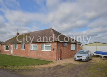 Thumbnail 5 bed detached bungalow for sale in Floods Ferry Road, Doddington, March