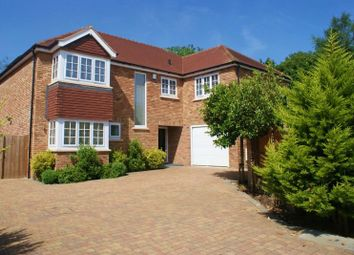 Thumbnail 5 bed detached house for sale in Park View Drive South, Charvil, Reading