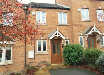 Thumbnail 2 bed town house to rent in Parkgate, Goldthorpe, Rotherham