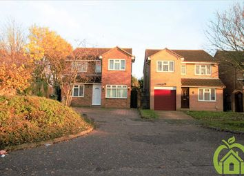 Thumbnail 5 bed detached house to rent in Inglewood Close, Hornchurch