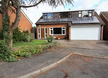 Thumbnail 3 bed detached bungalow for sale in St. Margarets Drive, Leire, Lutterworth