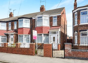 Thumbnail 3 bedroom end terrace house for sale in Luton Road, Hull