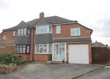 Thumbnail 3 bed semi-detached house for sale in Brentwood Close, Solihull