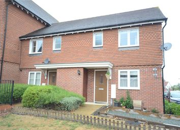 Thumbnail 3 bed end terrace house for sale in Outfield Crescent, Wokingham, Berkshire