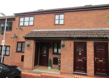 Thumbnail 2 bed flat for sale in Warren Close, Gainsborough