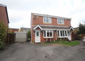 Thumbnail 3 bed semi-detached house for sale in Ward Street, Hindley, Wigan