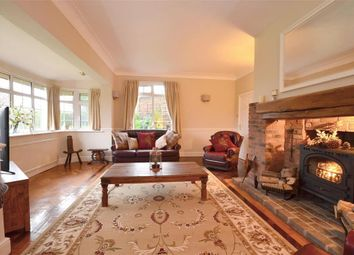 Thumbnail 5 bed detached house for sale in Belcaire Close, Lympne, Kent