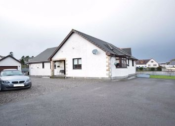 Thumbnail 4 bed detached bungalow for sale in Birch Place, Tain, Ross-Shire
