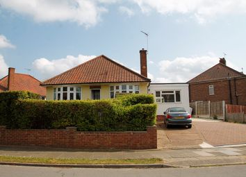 Thumbnail 3 bedroom detached bungalow for sale in Oulton Road, Ipswich