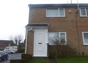 Thumbnail 2 bed end terrace house for sale in Maes Y Parc, Ravenhill, Swansea