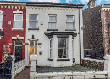 Thumbnail 5 bedroom end terrace house for sale in Clifton Road, Anfield, Liverpool