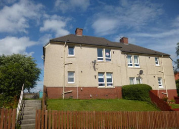 Thumbnail 2 bed flat to rent in 8 Willow Crescent, Coatbridge ML5,