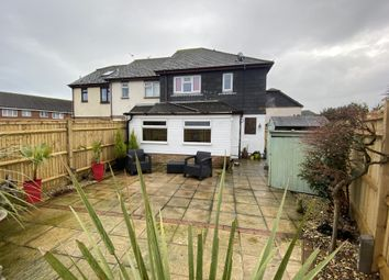 Thumbnail 1 bed end terrace house for sale in Pevensey Bay Road, Eastbourne, East Sussex