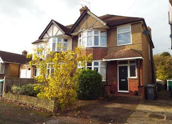 Thumbnail 3 bed semi-detached house for sale in Oakmere Avenue, Potters Bar, Hertfordshire, Potters Bar