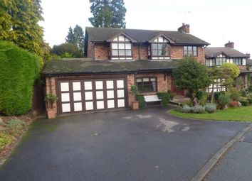 Thumbnail 4 bed detached house to rent in Westminster Drive, Wilmslow