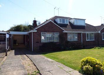 Thumbnail 4 bed semi-detached bungalow to rent in Ladycroft, Cubbington, Leamington Spa
