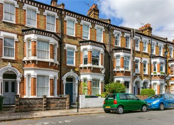 Thumbnail 2 bed flat for sale in Tremadoc Road, London