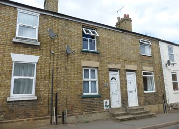 Thumbnail 2 bedroom terraced house for sale in Main Street, Farcet, Peterborough
