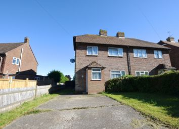 Thumbnail 3 bed semi-detached house for sale in Meadow Road, Hailsham