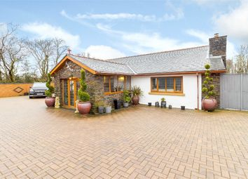 Thumbnail 5 bed detached house for sale in Carway, Carway, Kidwelly, Carmarthenshire