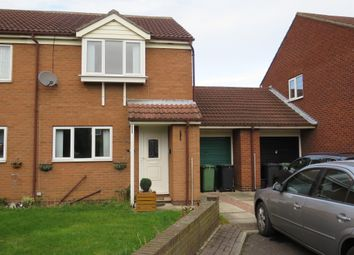 Thumbnail 2 bed semi-detached house for sale in Rosewood Court, Rothwell, Leeds