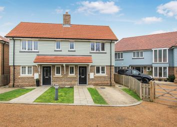 3 bed semi-detached house for sale in Berkeley Close, Dunkirk, Faversham ME13