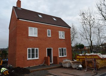 Thumbnail 4 bed detached house for sale in Four Bedroom Detached New Build, Wellington, Telford, Shropshire