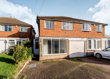 Thumbnail 3 bed semi-detached house for sale in Perry Park Crescent, Great Barr, Birmingham