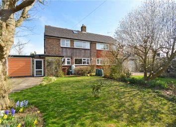 Thumbnail 4 bed semi-detached house for sale in Orchard Drive, Wye, Ashford, Kent