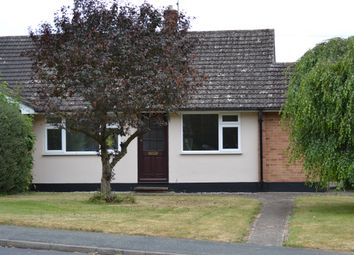 Thumbnail 3 bed semi-detached bungalow for sale in Baker Avenue, Hatfield Peverel, Chelmsford