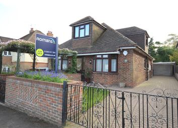Thumbnail 4 bed detached house for sale in Osborn Road, Farnham, Surrey
